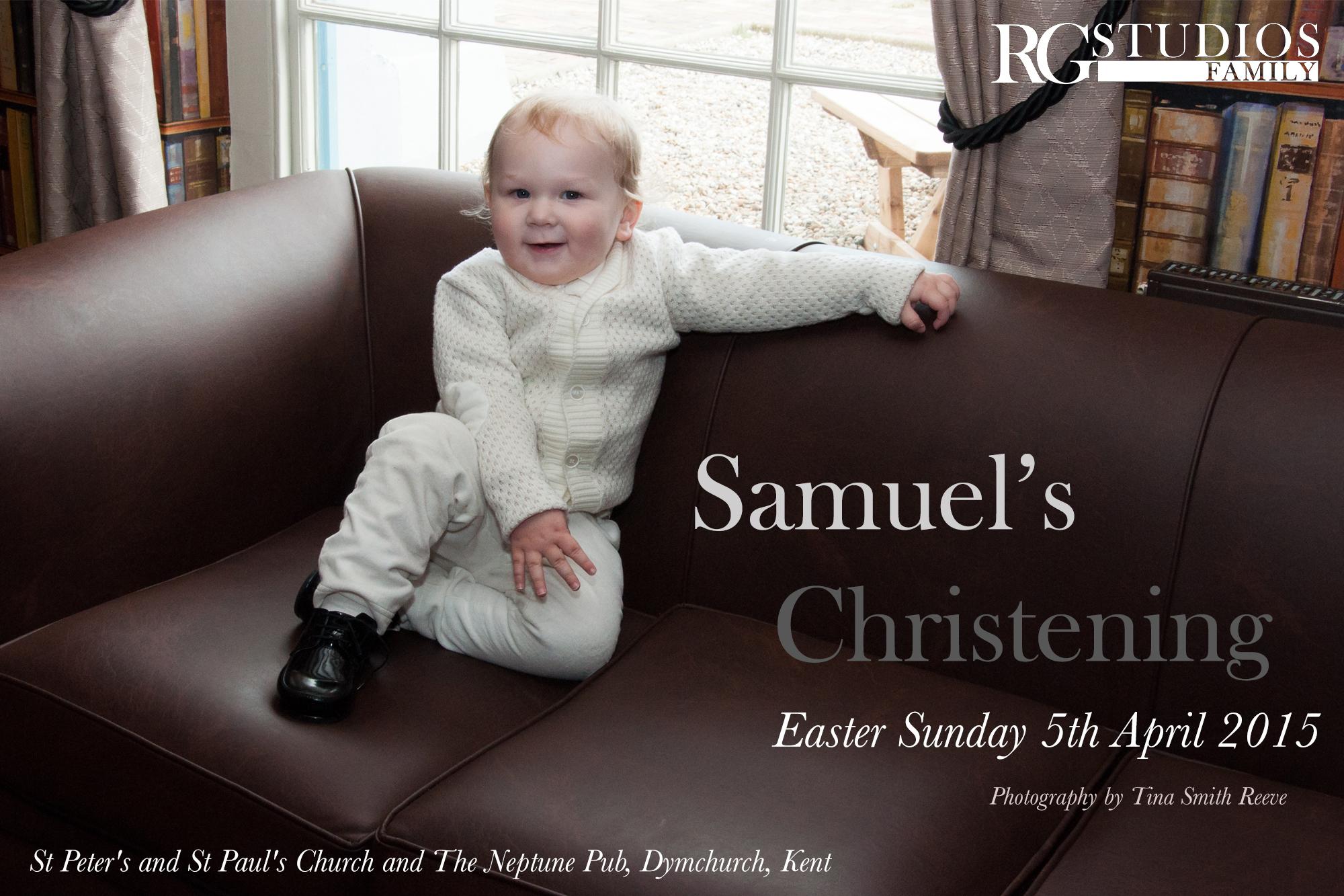 Samuels Christening
